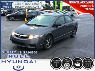Used 2010 Honda Civic DX for sale in Gatineau, QC