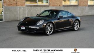 Used 2013 Porsche 911 Carrera 4 Coupe PDK for sale in Vancouver, BC