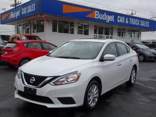 Used 2017 Nissan Sentra S Edition, Sunroof, Automatic, Bluetooth, Low Kms for sale in Vancouver, BC