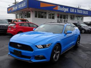 Used 2017 Ford Mustang Radar Assist, Leather, EcoBoost Performance for sale in Vancouver, BC