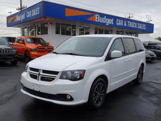 Used 2017 Dodge Grand Caravan R/T Edition, Power Slide Doors, Low kms for sale in Vancouver, BC