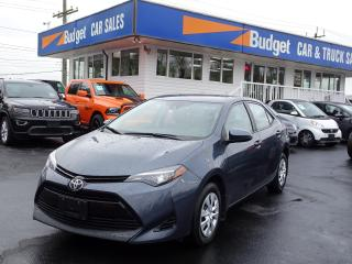 Used 2017 Toyota Corolla No Accidents, Low Kms, Bluetooth for sale in Vancouver, BC