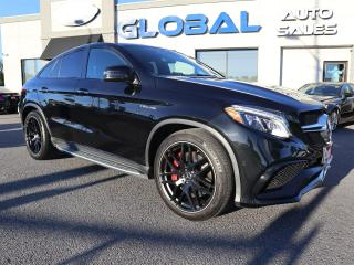 Used 2017 Mercedes-Benz GLE AMG GLE C63 S  COUPE 4MATIC 550 HP. for sale in Ottawa, ON