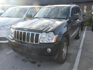 Used 2005 Jeep Grand Cherokee Limited LEATHER,SUNROOF,5.7  HEMI !! for sale in Concord, ON