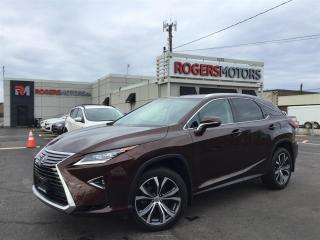 Used 2016 Lexus RX 350 AWD - NAVI - REVERSE CAM - SUNROOF for sale in Oakville, ON