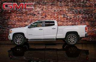 Used 2018 GMC Canyon 4WD Denali for sale in Red Deer, AB