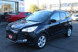 Used 2016 Ford Escape SE Navigation. Camera. Leather heated Seats for sale in Toronto, ON