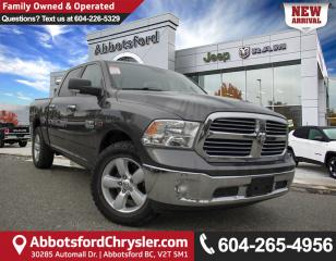 Used 2015 RAM 1500 SLT *LOCALLY DRIVEN* for sale in Abbotsford, BC