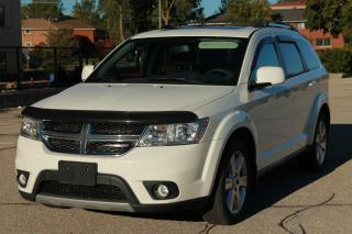 Used 2012 Dodge Journey SXT & Crew CERTIFIED for sale in Waterloo, ON