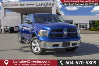 Used 2016 RAM 1500 SLT for sale in Surrey, BC