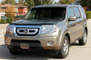 Used 2010 Honda Pilot EX-L 7 Passenger | CERTIFIED for sale in Waterloo, ON