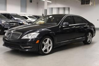 Used 2011 Mercedes-Benz S-Class 4MATIC LWB PANORAMA ROOF/COOLED SEATS! for sale in Toronto, ON