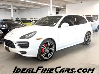 Used 2013 Porsche Cayenne GTS/NAV/PORSCHE ENTRY&DRIVE/LANE CHANGE ASSIST for sale in Toronto, ON