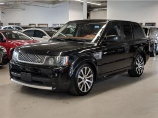 Used 2011 Land Rover Range Rover Sport AUTOBIOGRAPHY/SUPERCHARGED/PUSH START/NAVIGATION! for sale in Toronto, ON