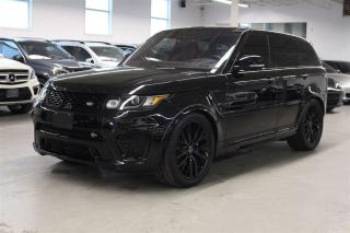 Used 2016 Land Rover Range Rover Sport V8 Supercharged for sale in Toronto, ON