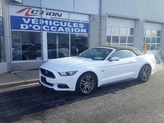 Used 2017 Ford Mustang Gt Premuim,gps,shake for sale in St-Hubert, QC