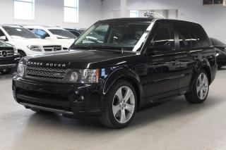 Used 2011 Land Rover Range Rover Sport SUPERCHARGED/NAV/PUSH BUTTON START/BACKUP CAM! for sale in Toronto, ON