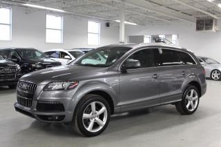Used 2012 Audi Q7 TDI SLINE/NAV/PUSH START/7PASS for sale in Toronto, ON