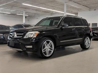 Used 2011 Mercedes-Benz GLK-Class 4MATIC/NAV/SPORT PKG/HEATED SEATS & MORE! for sale in Toronto, ON