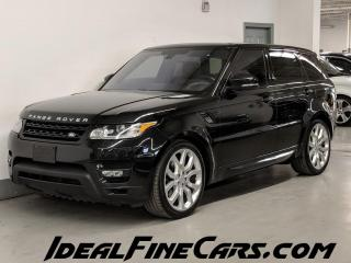 Used 2016 Land Rover Range Rover Sport SC/DYNAMIC PKG/PANO/HEADSUP DISPLAY! for sale in Toronto, ON