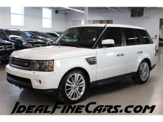 Used 2012 Land Rover Range Rover Sport NAV/HEATEDSEATS/HEATEDSTEERING/PUSHBUTTONSTART! for sale in Toronto, ON