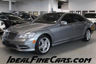 Used 2013 Mercedes-Benz S-Class 4dr Sdn S 550 4MATIC LWB for sale in Toronto, ON