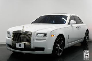 Used 2014 Rolls Royce Ghost V-SPEC RARE SPECIAL EDITION for sale in Toronto, ON