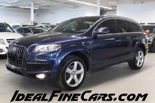 Used 2013 Audi Q7 3.0 TDI/NAV/7PASS/PANO/HEATED SEATS! for sale in Toronto, ON