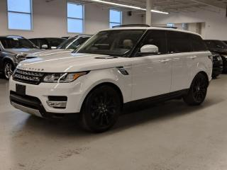 Used 2014 Land Rover Range Rover Sport SUPERCHARGED/NAV/PANO/COOLED SEATS/BACKUP CAM! for sale in Toronto, ON