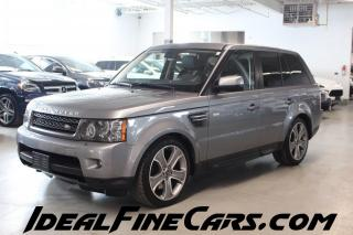 Used 2011 Land Rover Range Rover Sport HSE/NAV/PUSH START/HEATEDSTEERING & MORE! for sale in Toronto, ON