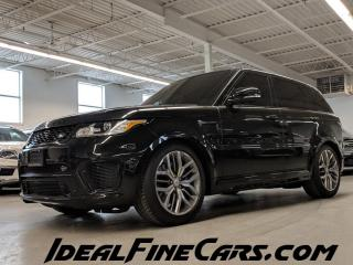 Used 2015 Land Rover Range Rover Sport SVR NAV/21INCH WHEELS/550HP! for sale in Toronto, ON