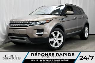 Used 2015 Land Rover Evoque EVOQUE + PURE PLUS + COMME NEUF for sale in Laval, QC