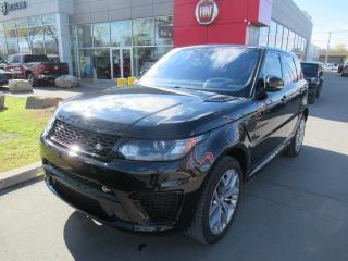 Used 2016 Land Rover Range Rover V8 for sale in Dollard-des-Ormeaux, QC