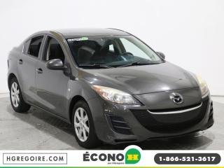 Used 2010 Mazda MAZDA3 GS A/C GR ÉLECT for sale in St-Léonard, QC