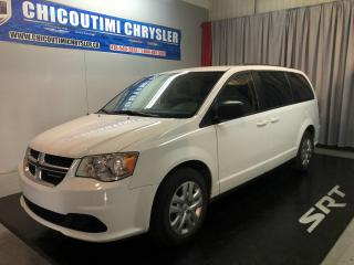 Used 2018 Dodge Grand Caravan SXT 2RM for sale in Chicoutimi, QC
