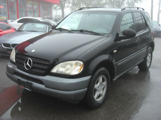 Used 1999 Mercedes-Benz ML 320 for sale in London, ON