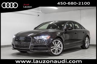Used 2016 Audi A6 2.0t Technik S-Line for sale in Laval, QC