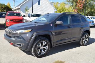 Used 2016 Jeep Cherokee AWD for sale in Sherbrooke, QC