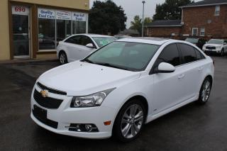 Used 2013 Chevrolet Cruze 2LT RS Turbo for sale in Brampton, ON