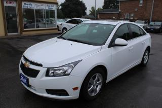 Used 2014 Chevrolet Cruze 2LT RS for sale in Brampton, ON