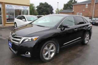 Used 2016 Toyota Venza LIMITED for sale in Brampton, ON