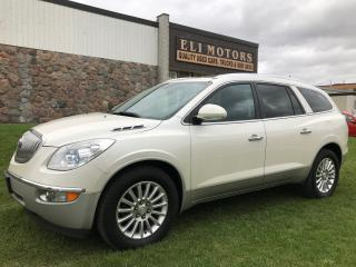 Used 2011 Buick Enclave CXL1. AWD. REAR VIEW CAMERA. PANORAMIC ROOF. for sale in North York, ON