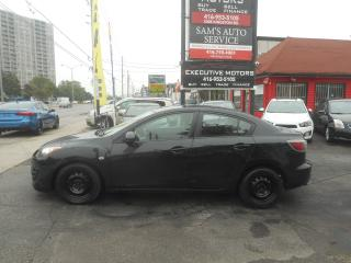 Used 2010 Mazda MAZDA3 GX / LOW KM / PWR GROUP / NEW BRAKES / CLEAN / for sale in Scarborough, ON