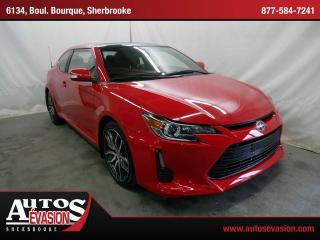 Used 2015 Scion tC TOIT PANO for sale in Sherbrooke, QC