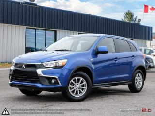 Used 2017 Mitsubishi RVR SE,REARVIEW CAM,B.TOOTH,USB,HEATED SEATS for sale in Barrie, ON
