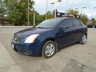 Used 2007 Nissan Sentra 2.0 S for sale in King City, ON