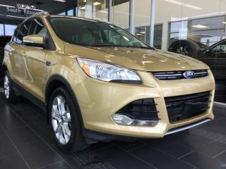 Used 2014 Ford Escape TITANIUM, NAVI, HEATED SEATS for sale in Edmonton, AB