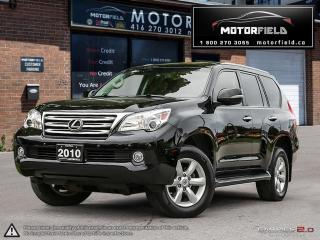 Used 2010 Lexus GX460 Premium *ONE OWNER | ACCIDENT FREE | 7 PASS* for sale in Toronto, ON