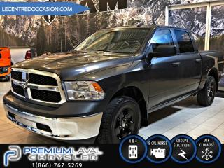 Used 2017 RAM 1500 1500 SXT CREW CAB *5.7L/4X4* for sale in Laval, QC
