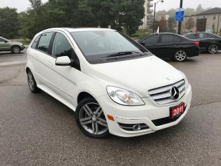 Used 2011 Mercedes-Benz B-Class B 200 Turbo|NO ACCIDENT|LOW MILEAGE for sale in Cambridge, ON